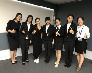 Miao at SMU-Peeli Entrepreneurship Program (SPEP)