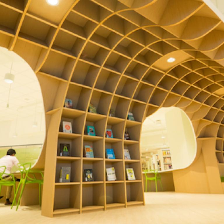 Bedok Library