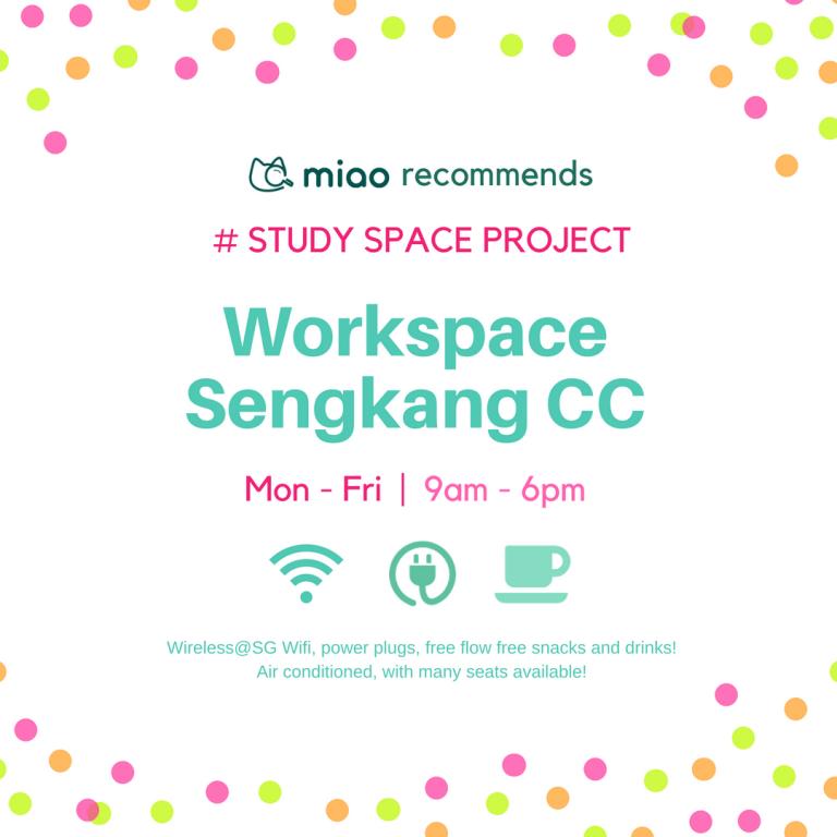 Miao Monday Study spaces